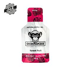 CHIMPANZEE  ENERGY GEL Forest Fruit 35g - SET 4+1 (5x35g)