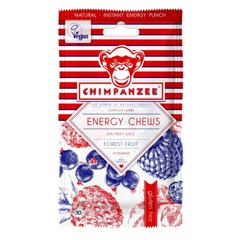 CHIMPANZEE  ENERGY CHEWS Forest Fruit 30g