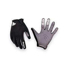 BLUEGRASS rukavice MAGNETE LITE černá/bílá