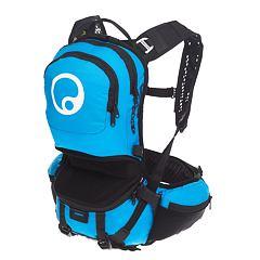 ERGON batoh BE2-L Enduro černá/modrá