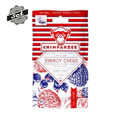 CHIMPANZEE  ENERGY CHEWS Forest Fruit 30g - SET 4+1 (5x30g)