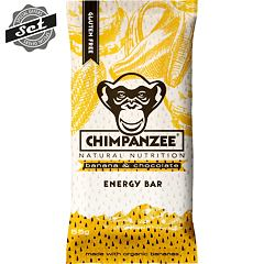 CHIMPANZEE  ENERGY BAR Banana Chocolate 55g - SET 4+1 (5x55g)