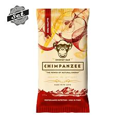 CHIMPANZEE  ENERGY BAR Apple-Ginger 55g  - SET 4+1 (5x55g)