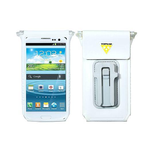"""TOPEAK obal SMARTPHONE DRYBAG 5"""" bílá"""