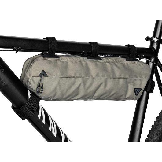 TOPEAK bikepacking MIDLOADER, brašna na rám 4.5l zelená