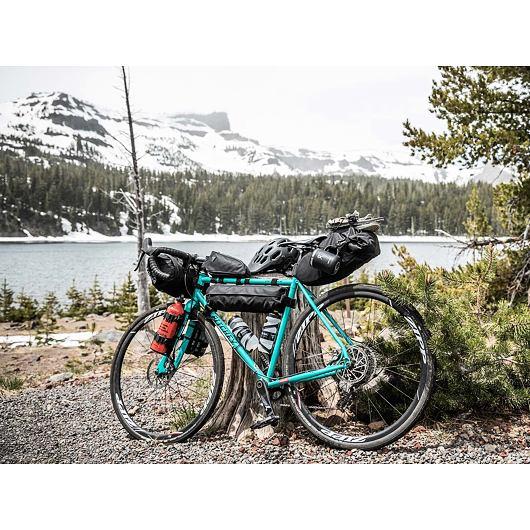 TOPEAK bikepacking MIDLOADER, brašna na rám 6l zelená
