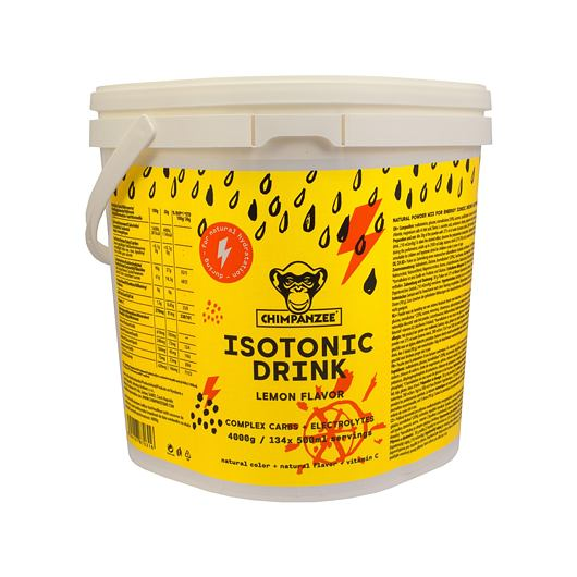CHIMPANZEE  ISOTONIC DRINK Lemon 4kg