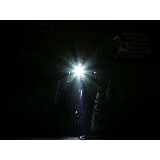 TOPEAK světlo WHITELITE HP FOCUS bílá
