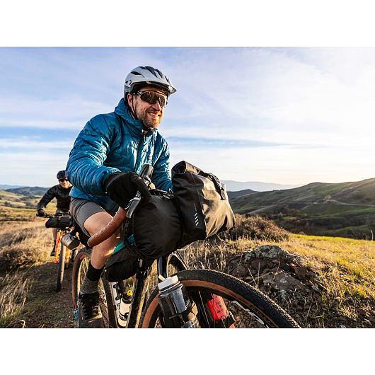 TOPEAK bikepacking FRONTLOADER, brašna na řidítka 8l zelená