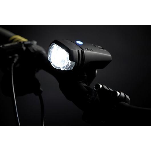 AXA světlo Greenline 50 USB přední