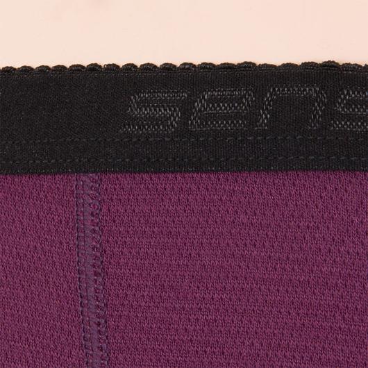 SENSOR DOUBLE FACE dámské spodky fialová