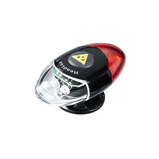 TOPEAK světlo na helmu HEADLUX