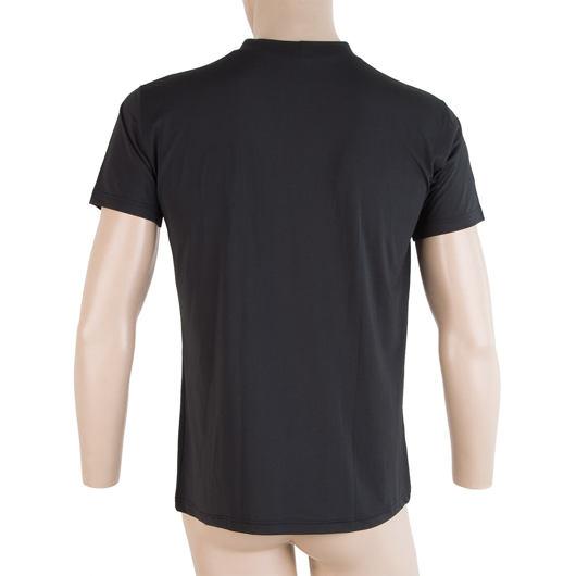 SENSOR COOLMAX FRESH PT HAND pánské triko kr.rukáv černá