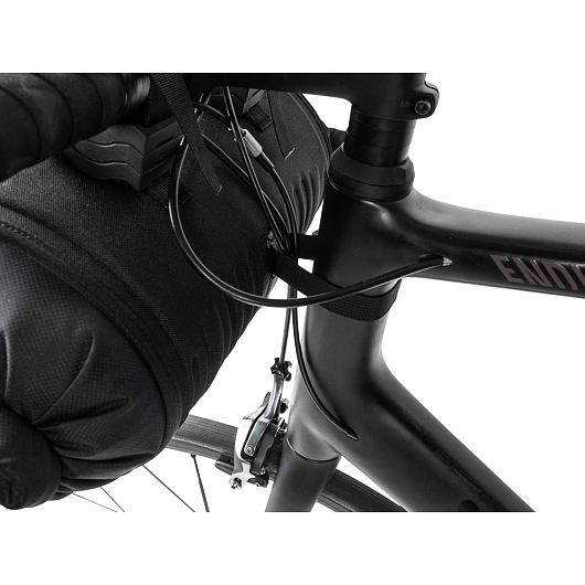 TOPEAK bikepacking FRONTLOADER, brašna na řidítka 8l černá