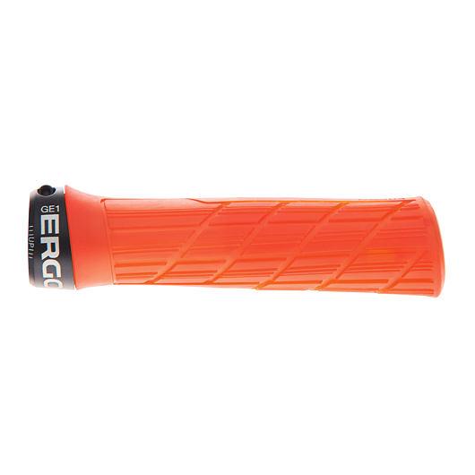 ERGON gripy GE1 Evo Factory Slim 2019 oranžová
