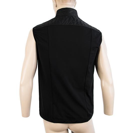 SENSOR INFINITY ZERO pánská vesta černá
