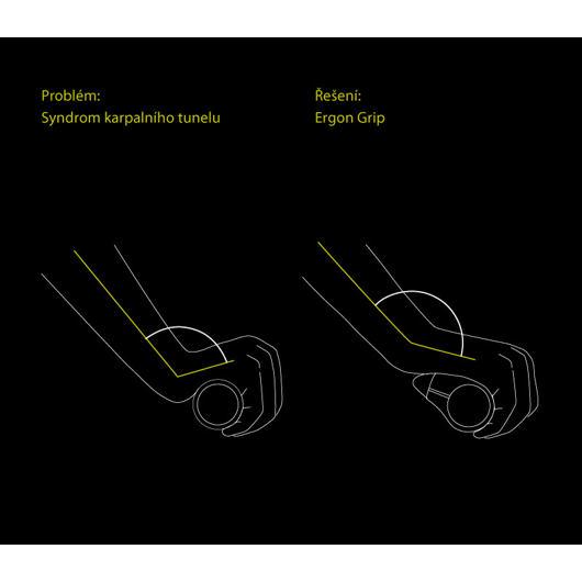 ERGON gripy GP1 -L