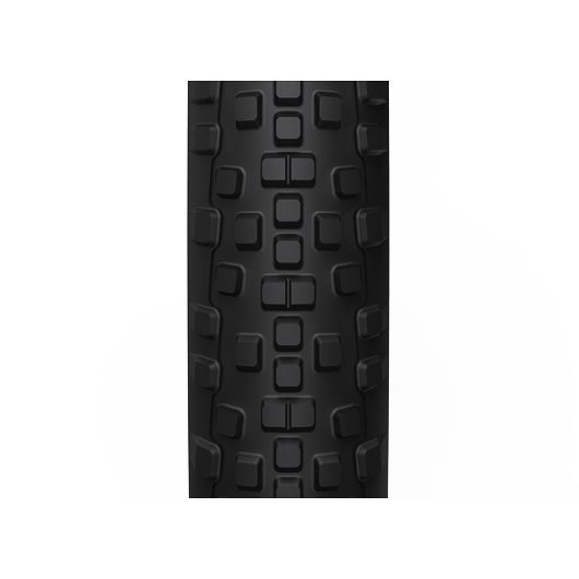 WTB plášť RESOLUTE 700x42 TCS Light Fast Rolling černá/hnědá