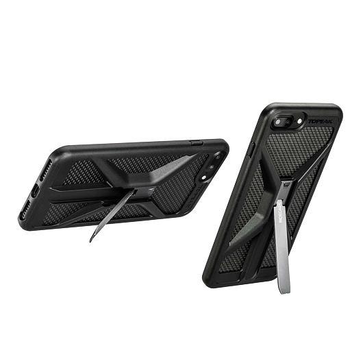 TOPEAK obal RIDECASE pro iPhone 6 Plus, 6s Plus, 7 Plus, 8 Plus černá